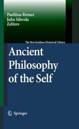 Remes, Pauliina - Ancient Philosophy of the Self, ebook