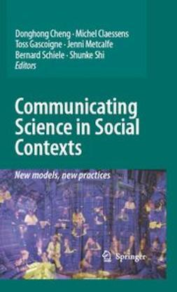 Cheng, Donghong - Communicating Science in Social Contexts, ebook