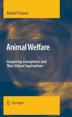 Haynes, Richard P. - Animal Welfare, ebook