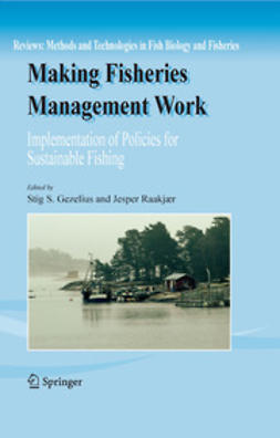 Gezelius, Stig S. - Making Fisheries Management Work, ebook