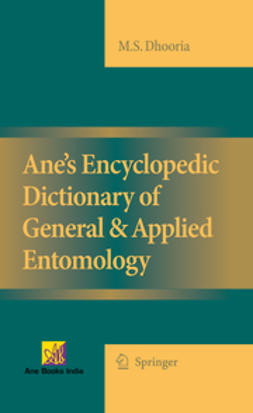 Dhooria, M. S. - Ane's Encyclopedic Dictionary of General & Applied Entomology, e-kirja