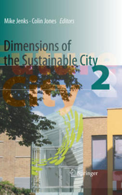 Jenks, Mike - Dimensions of the Sustainable City, ebook