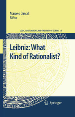 Dascal, Marcelo - Leibniz: What Kind of Rationalist?, e-kirja