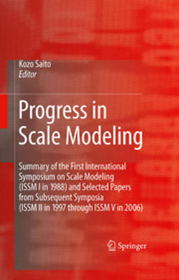 Saito, Kozo - Progress in Scale Modeling, e-bok