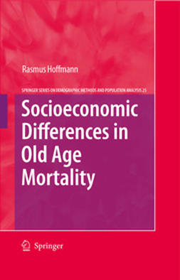 Hoffmann, Rasmus - Socioeconomic Differences in Old Age Mortality, ebook