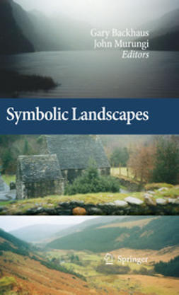 Backhaus, Gary - Symbolic Landscapes, ebook