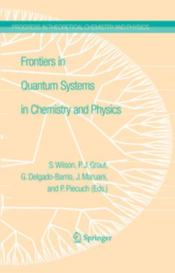 Delgado-Barrio, Gerardo - Frontiers in Quantum Systems in Chemistry and Physics, e-bok