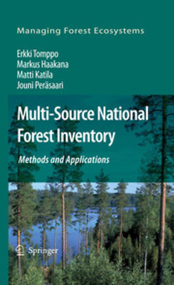 Haakana, Markus - Multi-Source National Forest Inventory, ebook