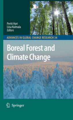 Hari, Pertti - Boreal Forest and Climate Change, e-bok