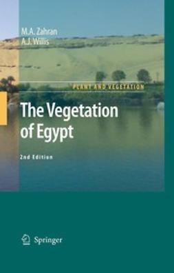 Willis, A. J. - The Vegetation of Egypt, e-kirja