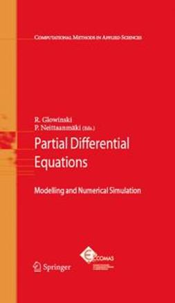 Glowinski, Roland - Partial Differential Equations, ebook