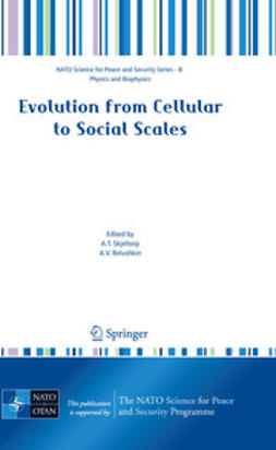 Belushkin, Alexander V. - Evolution from Cellular to Social Scales, ebook