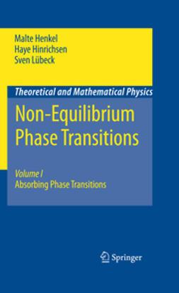 Henkel, Malte - Non-Equilibrium Phase Transitions, ebook