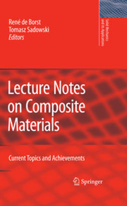 Borst, René - Lecture Notes on Composite Materials, ebook