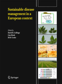Collinge, David B. - Sustainable disease management in a European context, ebook