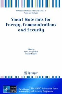 Luk'yanchuk, Igor A. - Smart Materials for Energy, Communications and Security, ebook