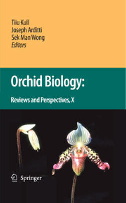 Arditti, Joseph - Orchid Biology: Reviews and Perspectives, X, ebook