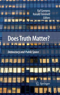 Geenens, Raf - Does Truth Matter?, e-kirja