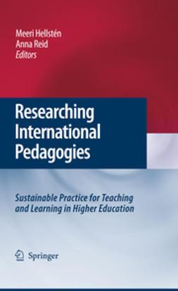 Hellstén, Meeri - Researching International Pedagogies, ebook
