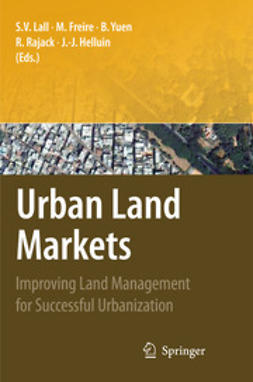 Lall, Somik V. - Urban Land Markets, ebook