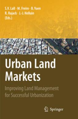 Lall, Somik V. - Urban Land Markets, e-kirja