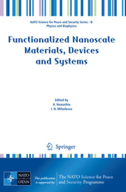 Mihailescu, I. N. - Functionalized Nanoscale Materials, Devices and Systems, e-bok