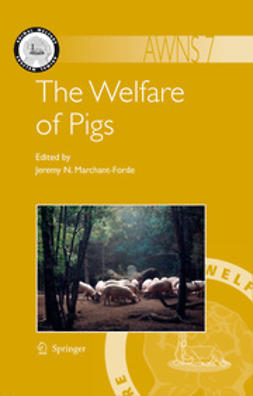 Marchant-Forde, Jeremy N. - The Welfare of Pigs, ebook