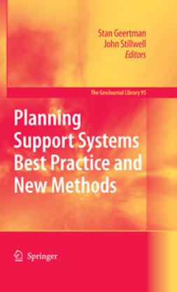Geertman, Stan - Planning Support Systems Best Practice and New Methods, e-bok