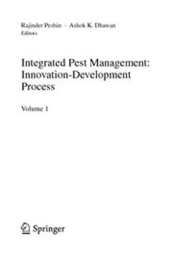 Peshin, Rajinder - Integrated Pest Management: Innovation-Development Process, ebook