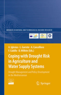 Iglesias, Ana - Coping with Drought Risk in Agriculture and Water Supply Systems, ebook