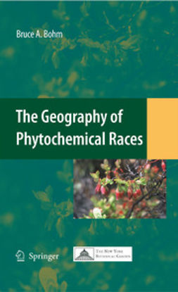 Bohm, Bruce A. - The Geography of Phytochemical Races, ebook