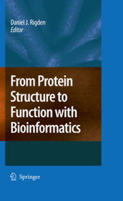 Rigden, Daniel John - From Protein Structure to Function with Bioinformatics, ebook