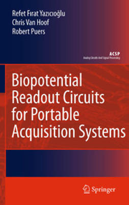 Hoof, Chris - Biopotential Readout Circuits for Portable Acquisition Systems, e-kirja