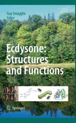 Smagghe, Guy - Ecdysone: Structures and Functions, ebook