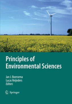 Boersema, Jan J. - Principles of Environmental Sciences, e-kirja