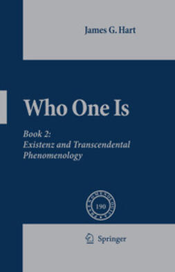 Hart, James G. - Who One Is, ebook