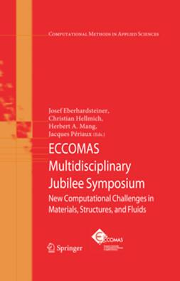 Eberhardsteiner, Josef - ECCOMAS Multidisciplinary Jubilee Symposium, ebook