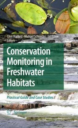 Hurford, Clive - Biological Monitoring in Freshwater Habitats, ebook