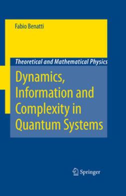 Benatti, Fabio - Quantum Entropies, ebook