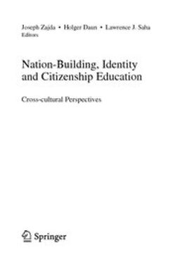 Daun, Holger - Nation-Building, Identity and Citizenship Education, ebook