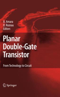 Amara, Amara - Planar Double-Gate Transistor, ebook