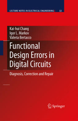 Bertacco, Valeria - Functional Design Errors in Digital Circuits, ebook
