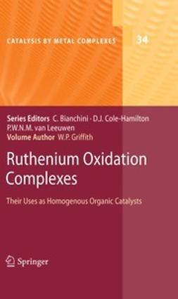 Griffith, William P. - Ruthenium Oxidation Complexes, ebook
