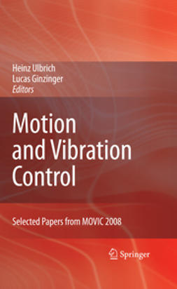 Ginzinger, Lucas - Motion and Vibration Control, ebook