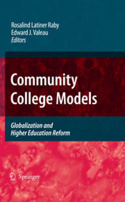 Raby, Rosalind Latiner - Community College Models, ebook