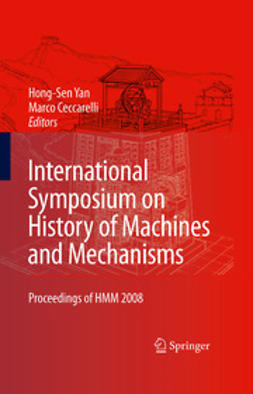 Yan, Hong-Sen - International Symposium on History of Machines and Mechanisms, ebook