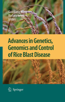 Valent, Barbara - Advances in Genetics, Genomics and Control of Rice Blast Disease, e-kirja