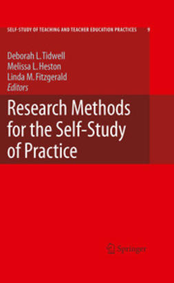 Fitzgerald, Linda - Research Methods for the Self-study of Practice, e-bok