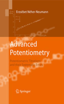 Néher-Neumann, Erzsébet - Advanced Potentiometry, ebook