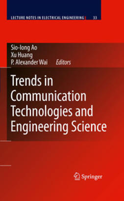 Wai, Ping-Kong Alexander - Trends in Communication Technologies and Engineering Science, ebook